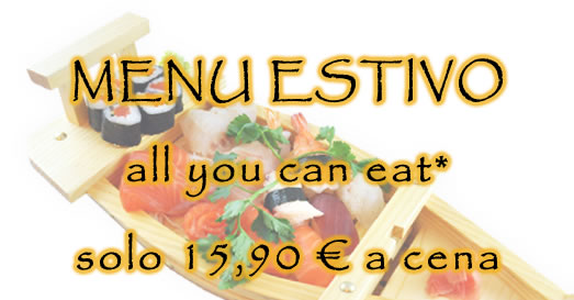 all you can eat estivo cena 2019