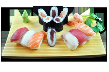 sushi misto bologna, sushi misto giapponese, ricetta sushi misto ... - Cucinare Il Sushi
